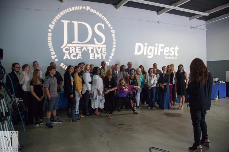 JDSCA Digifest 2017 Event