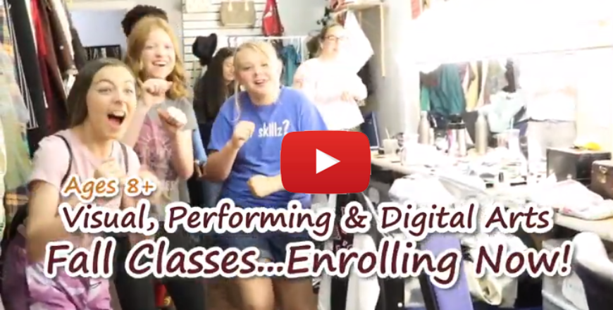 JDS Fall Classes-Murrieta-Acting
