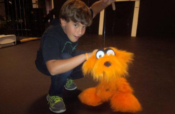 Puppet Theatre Classes