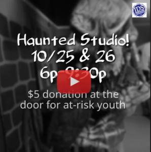 haunted studio