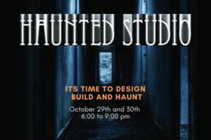 Haunted Studio @ JDS Creative Academy