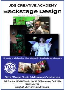 learn backstage design