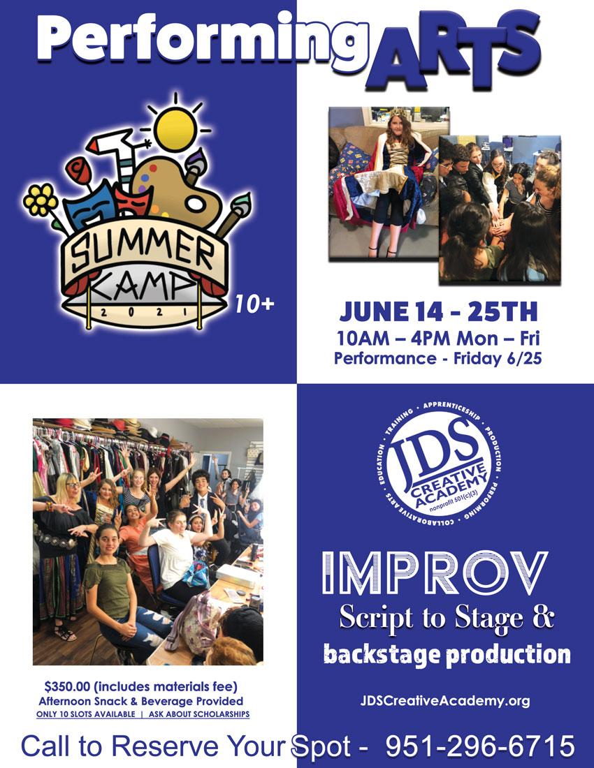 JDSCA Summer Camp 2021